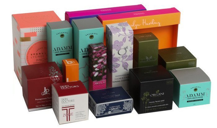Cosmetic Box Packaging 1