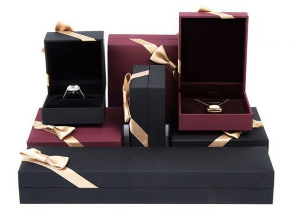 Custom Jewelry Gift Boxes 2