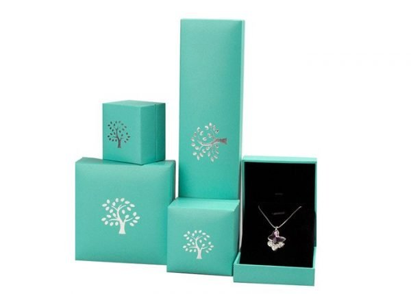 Custom Jewelry Gift Boxes 1