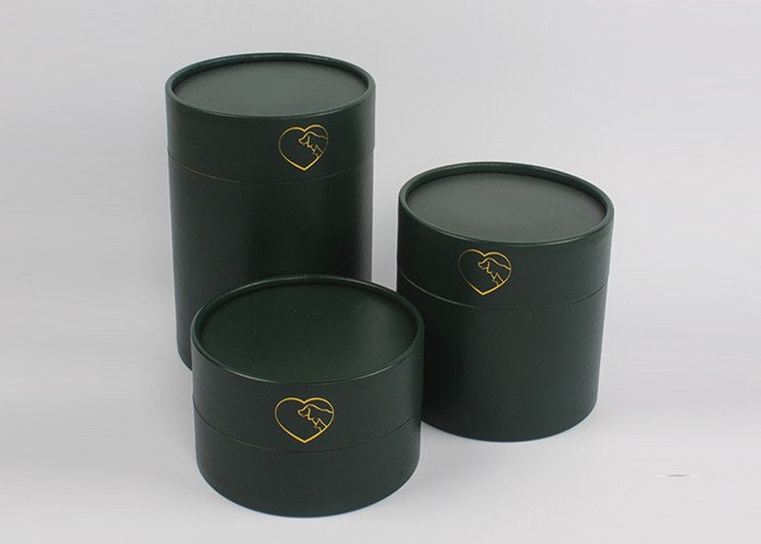 round packaging box