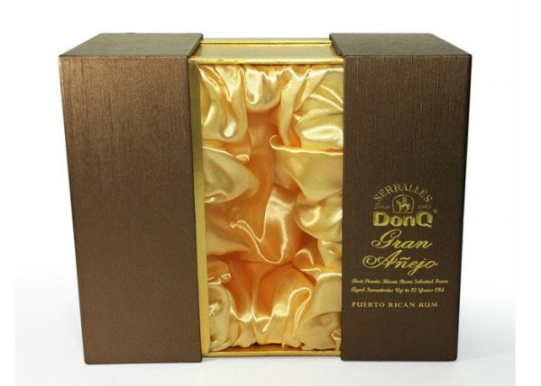 Printed Wine Gift Box Cardboard 2