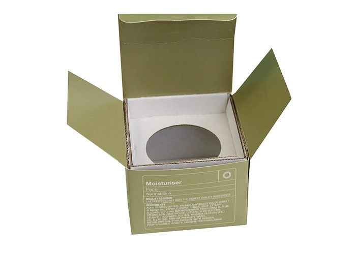 Cream Packaging Box 1
