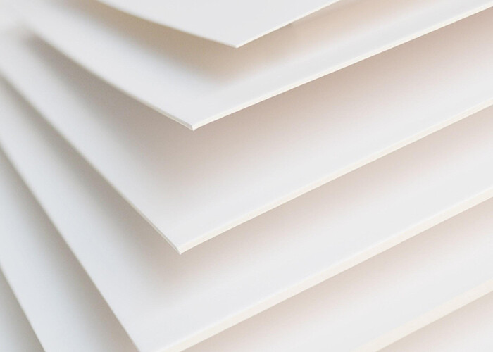 White Card Stock Paper