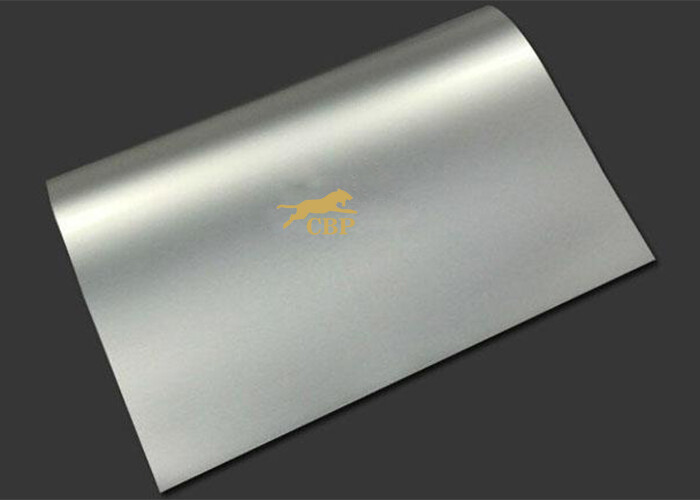 Silver Card Stock Paper